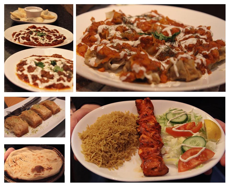 Ariana ii afghan restaurant gallery for Ariana afghan cuisine menu