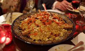 Ariana Ii Afghan Restaurant Kebab House Kilburn London